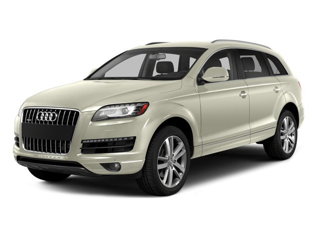 2015 Audi Q7 3.0T S line Prestige - Clearwater Florida area Acura dealer near Tampa Bay Florida ...