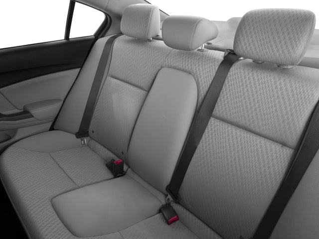 2015 Honda Civic Sedan LX - Clearwater Florida area Acura dealer near Tampa Bay Florida – New ...