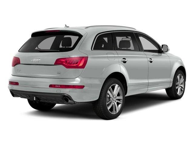 2015 Audi Q7 3.0T Premium - Clearwater Florida area Acura dealer ...