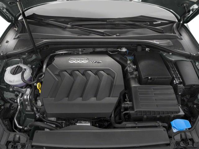 2018 Audi A3 Sedan Premium Clearwater Florida Area Acura Dealer