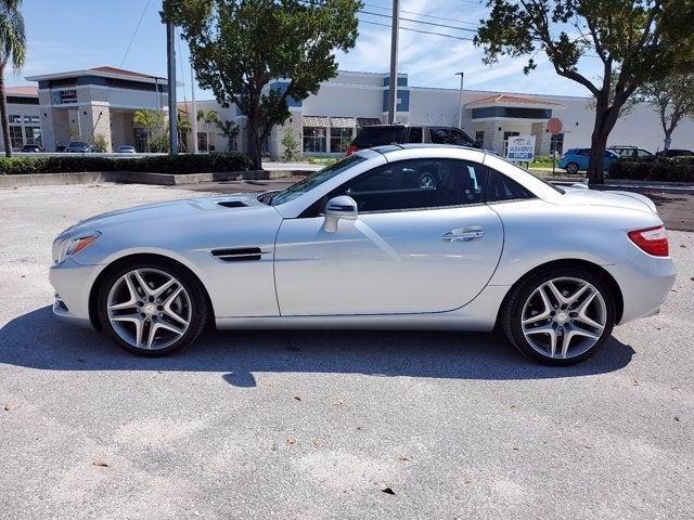 2015 Mercedes Benz Slk 250 Clearwater Florida Area Acura Dealer