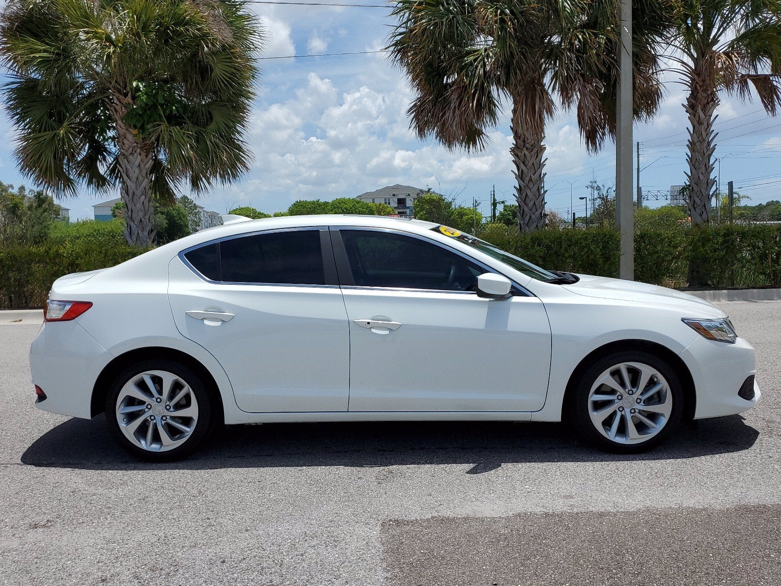 Acura ILX Acura Dealer In Tampa Bay Florida New And Used - Used 2018 acura tsx