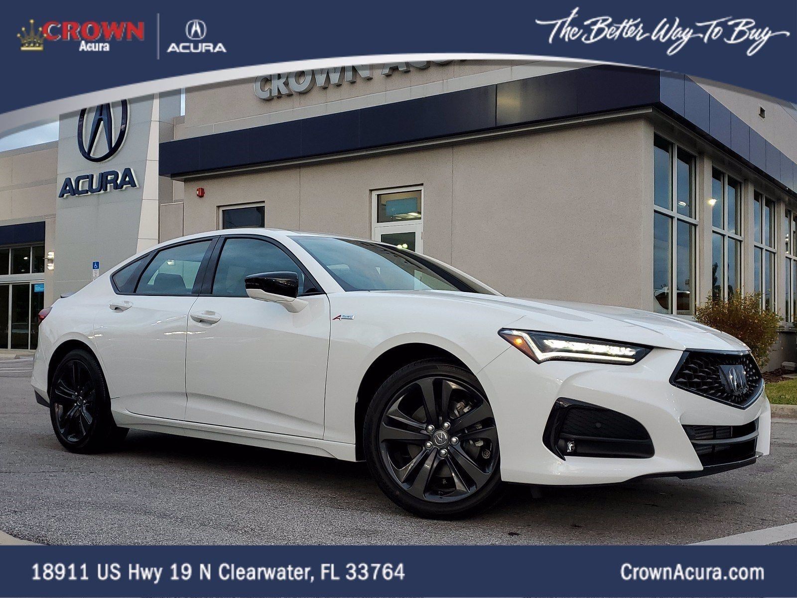 2021 Acura Tlx W A Spec Package Acura Dealer In Tampa Bay Florida New And Used Acura Dealership St Petersburg Largo Pinellas Park Florida