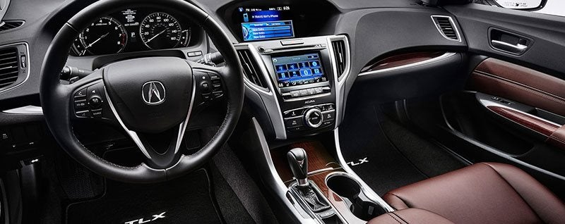 2017 Acura Tlx Gt Package Interior